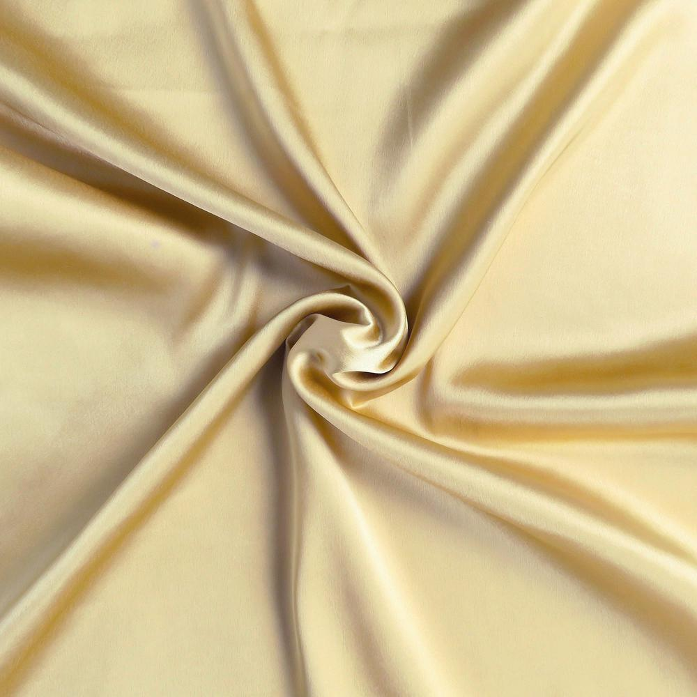 Pale Yellow Dreamy Set of 2 Silky Satin Queen Pillowcases - 387889. Picture 6