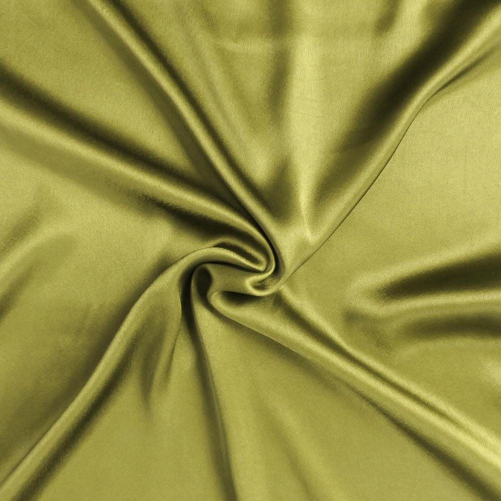 Lemongrass Dreamy Set of 2 Silky Satin Queen Pillowcases - 387897. Picture 6