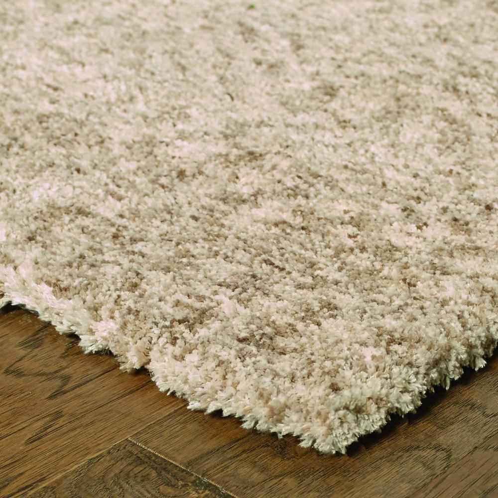 8' x 11' Modern Soft Tan Indoor Area Rug - 387994. Picture 2