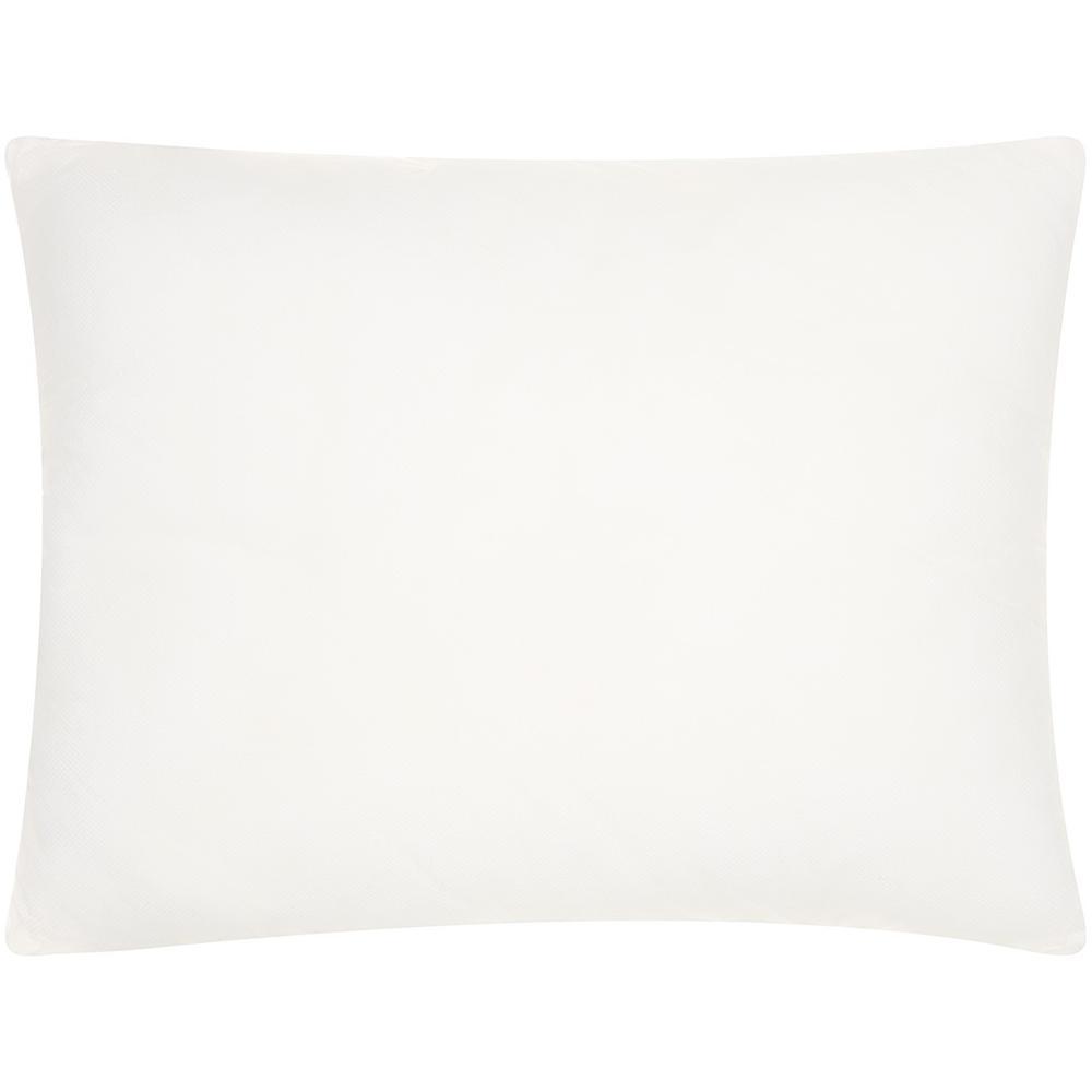 "14"" x 20"" Choice White Lumbar Pillow Insert - 389583. Picture 1"