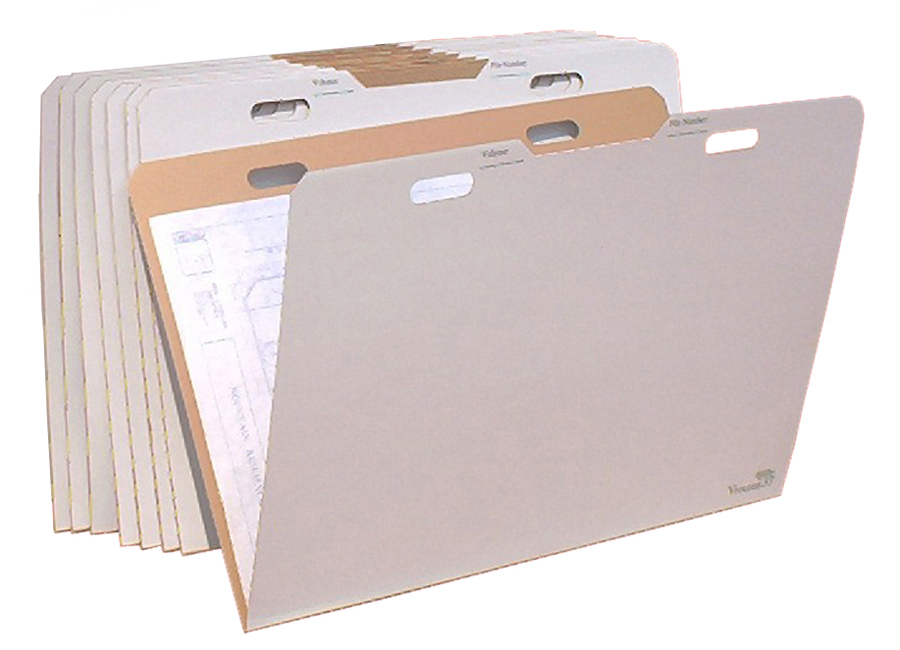 VFolder37, Vertical Flat Folder, Stores Flat Items Up to ...