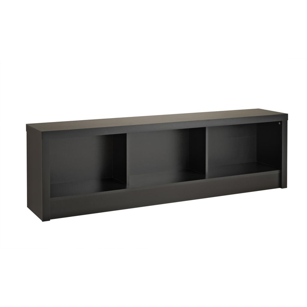 Series 9 Designer Black Storage Bench