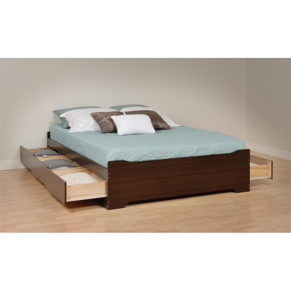 Drawer Full Size Bed Frame