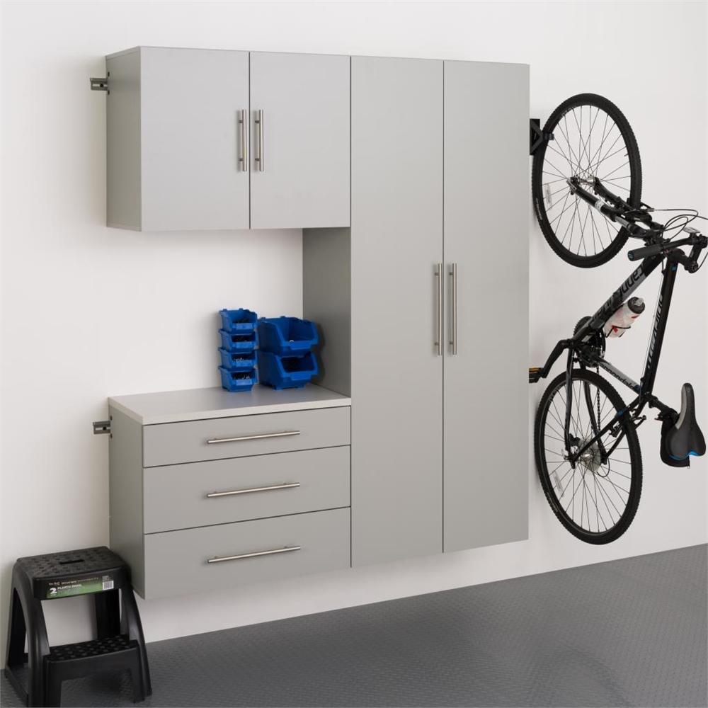Hangups 60 Quot Storage Cabinet Set B 3pc