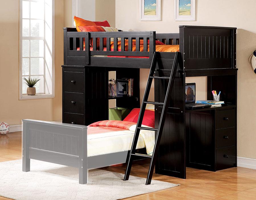 Loft Bed. Picture 1