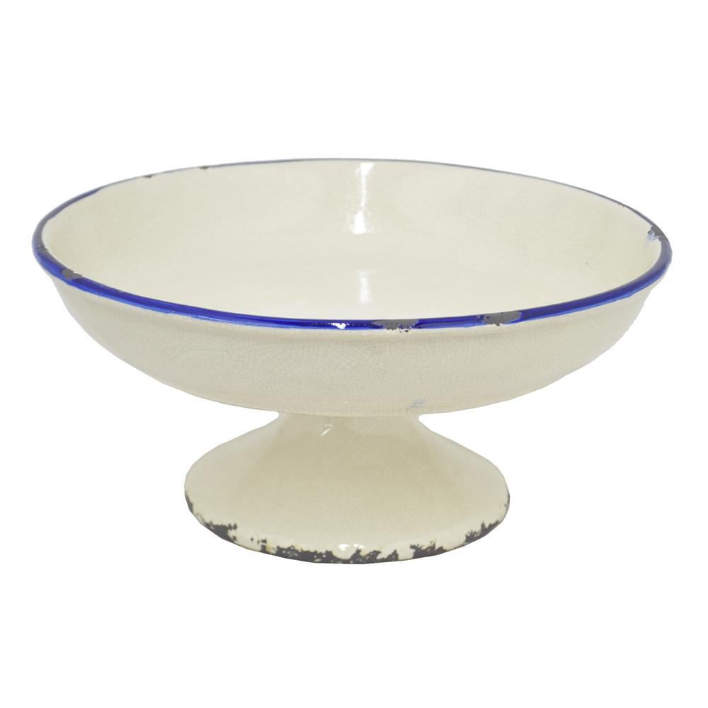 Benzara Astonishing Ceramic Bowl