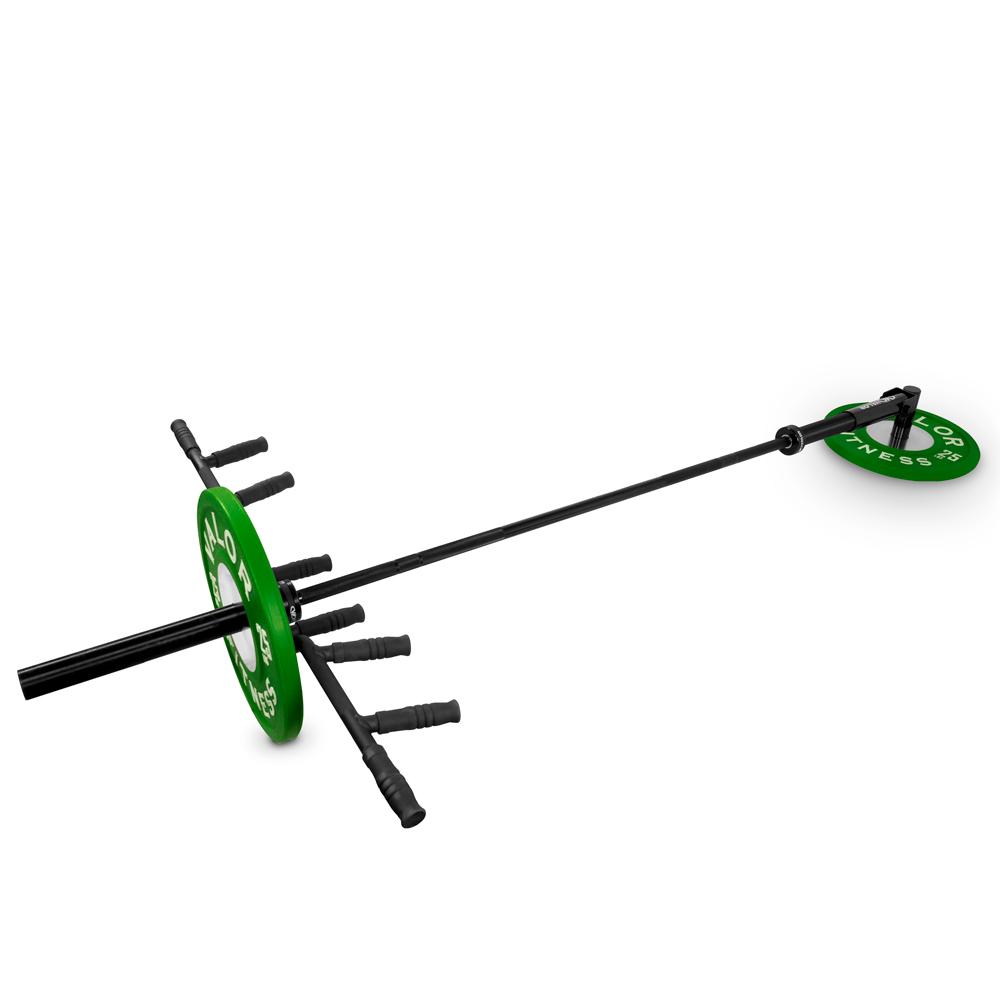 Valor Fitness Mb 42 Multi Grip Machine Bar Attachment