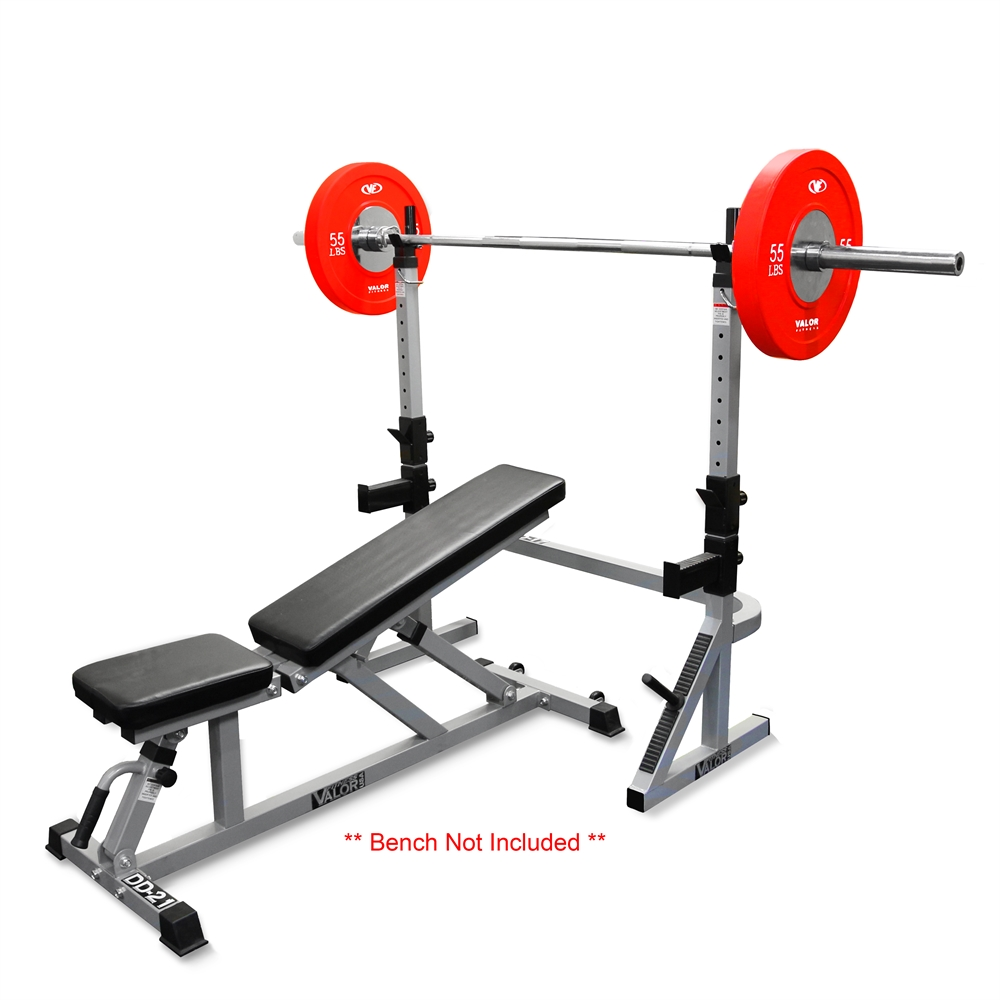 Valor Fitness Bd 17 Combo Squat Rack