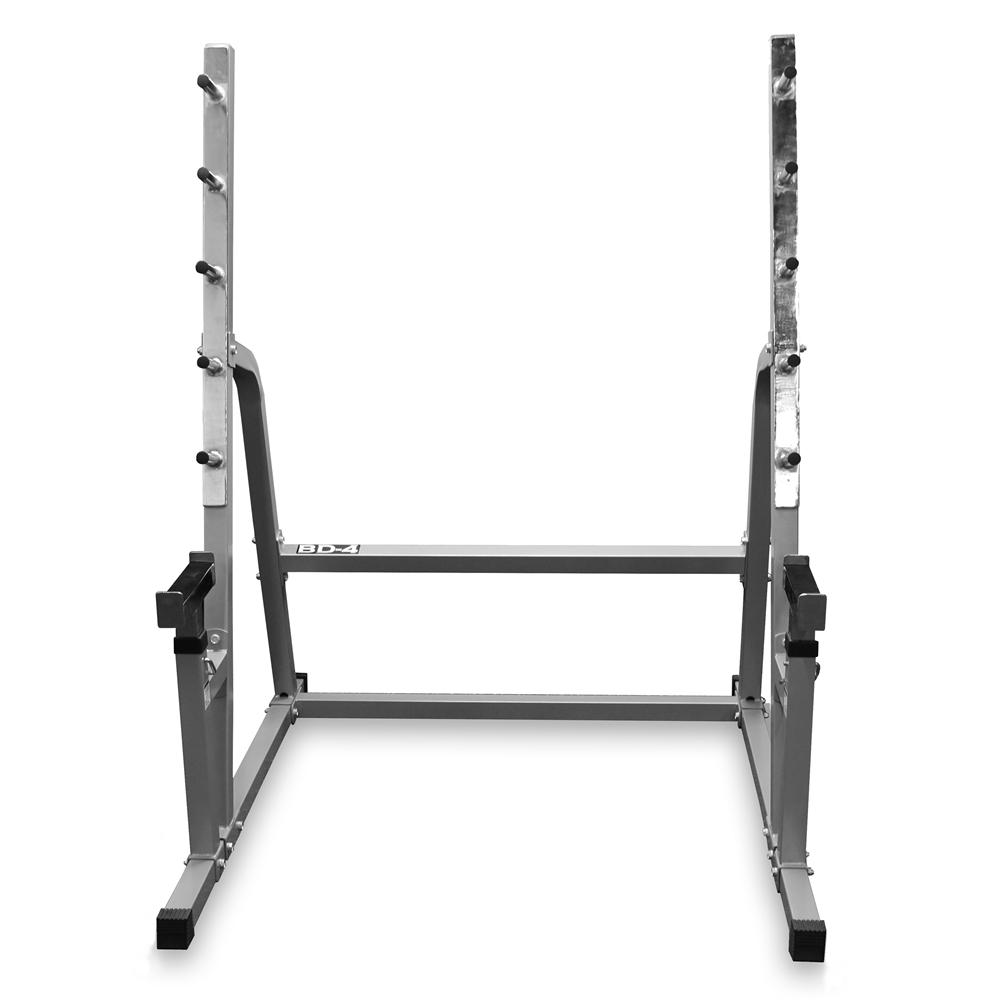 Squat Bench Combo Rack