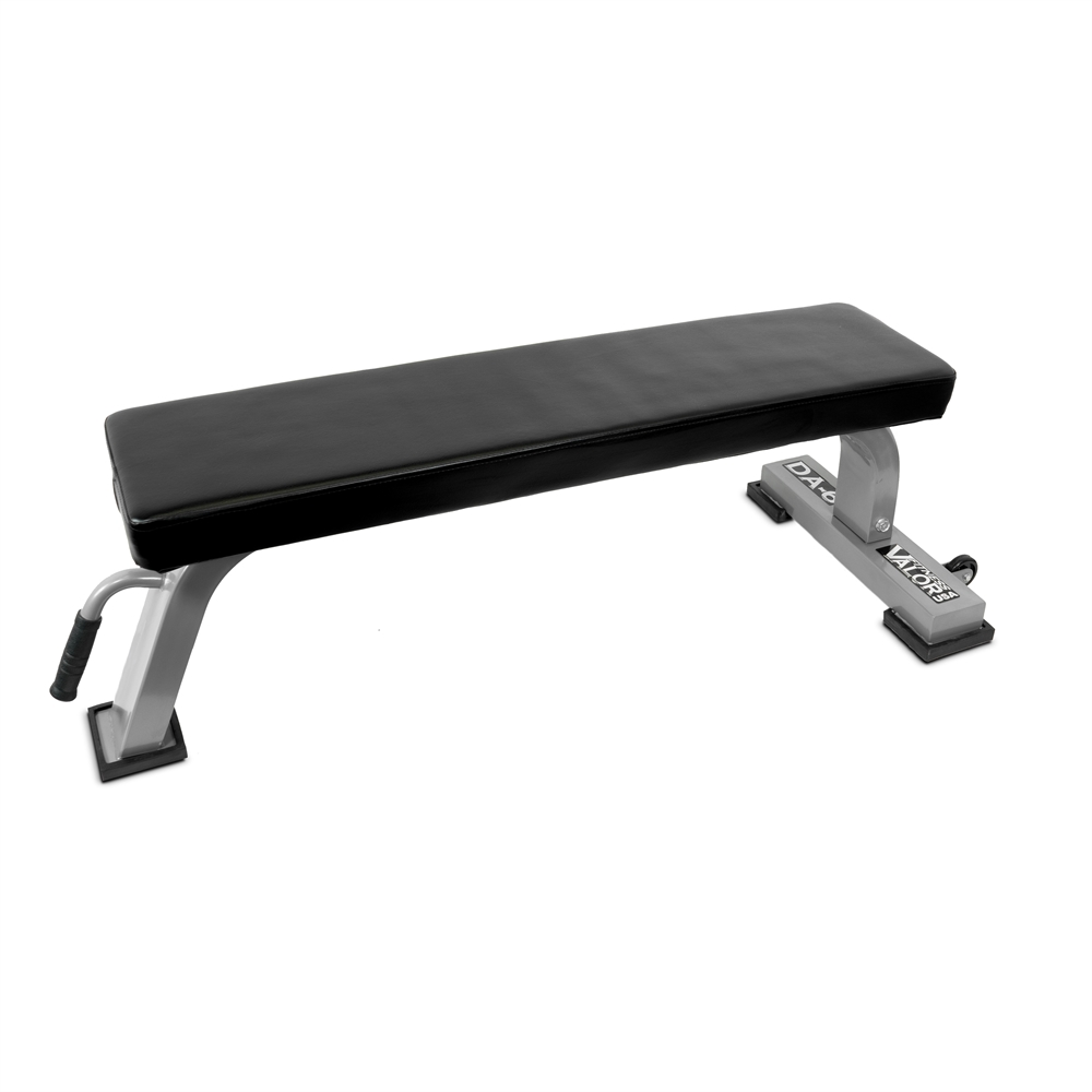 Valor fitness da 6 flat bench Bench weights