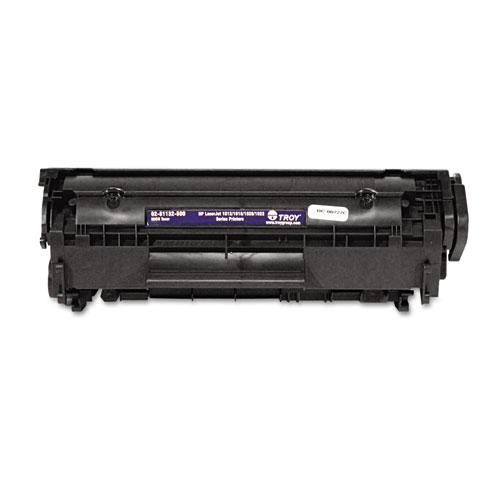 0281132500 12A MICR Toner, Alternative for HP Q2612A, Black. Picture 1