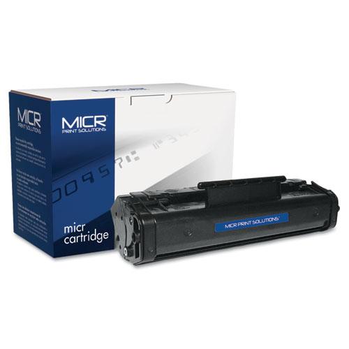 Compatible C4092A(M) (92AM) MICR Toner, 2500 Page-Yield, Black. Picture 1