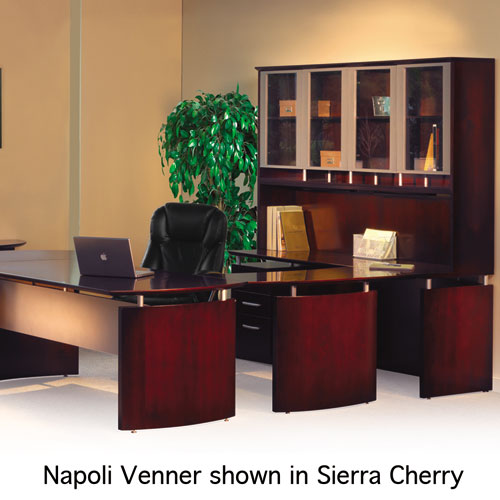 Napoli Veneer File/File Pedestal, 15¼w x 21d x 26h, Mahogany. Picture 5