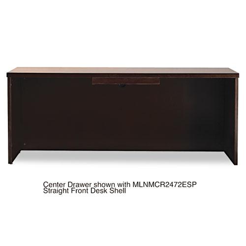 Mira Series Wood Veneer Credenza, 72w x 24d x 29½h, Espresso. Picture 5