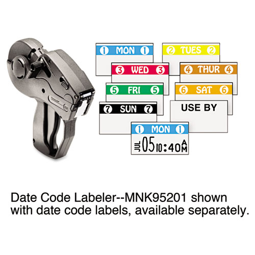 Pricemarker, Model 1131, 1-Line, 8 Characters/Line, .44 x .78 Label Size. Picture 1