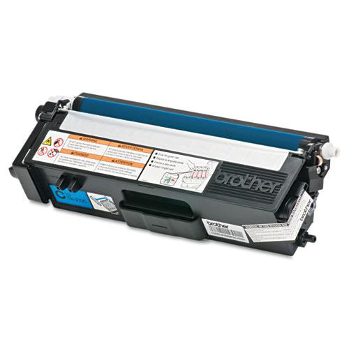 TN310C Toner, 1,500 Page-Yield, Cyan. Picture 2