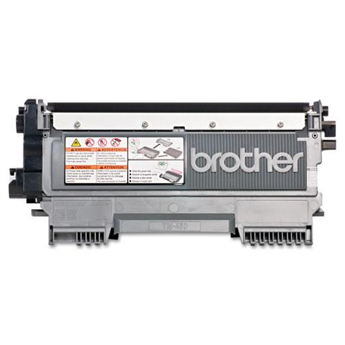 TN450 High-Yield Toner, 2,600 Page-Yield, Black. Picture 2