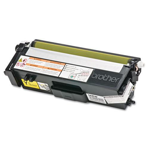 TN310Y Toner, 1,500 Page-Yield, Yellow. Picture 3