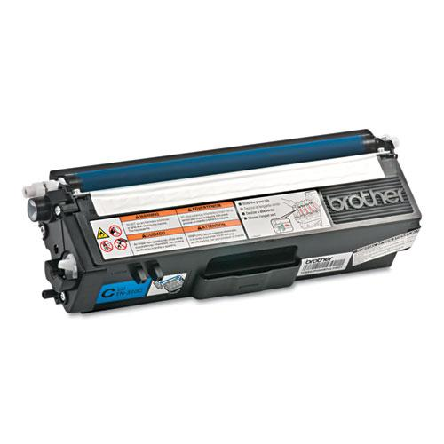 TN310C Toner, 1,500 Page-Yield, Cyan. Picture 3