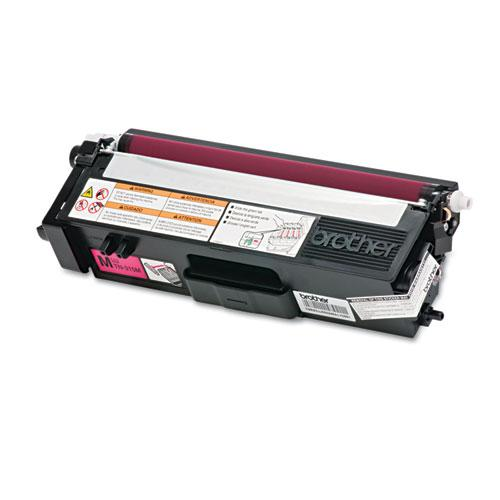 TN315M High-Yield Toner, 3,500 Page-Yield, Magenta. Picture 3