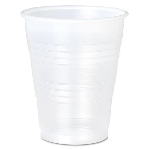 Conex Galaxy Polystyrene Plastic Cold Cups, 10oz, 500/Carton. Picture 1