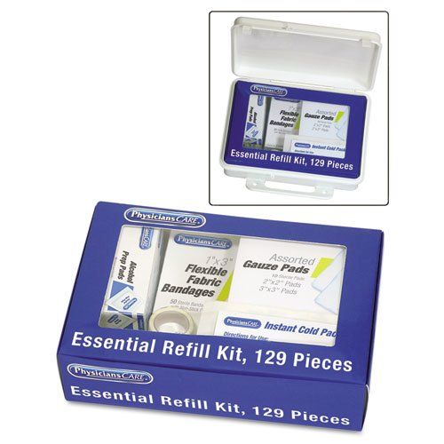 Essential Refill Kit, 129 Pieces/Kit. Picture 1