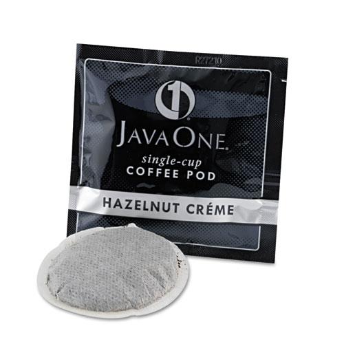 Coffee Pods, Hazelnut Creme, Single Cup, 14/Box. Picture 2