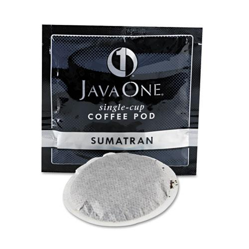 Coffee Pods, Sumatra Mandheling, Single Cup, 14/Box. Picture 3