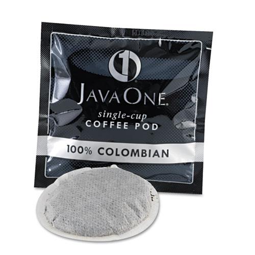 Coffee Pods, Colombian Supremo, Single Cup, 14/Box. Picture 2