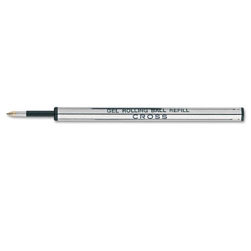 Refill for Cross Selectip Gel Roller Ball Pens, Medium Point, Black Ink. Picture 1