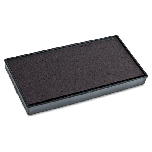 Replacement Ink Pad for 2000PLUS 1SI40PGL & 1SI40P, Black. Picture 1