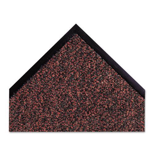 Dust-Star Microfiber Wiper Mat, 36 x 60, Red. Picture 2