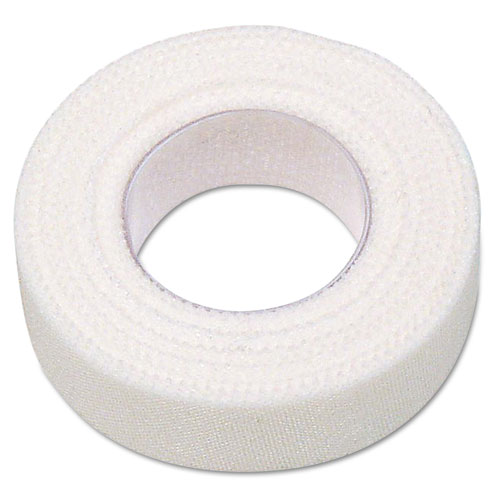 "First Aid Adhesive Tape, 1/2"" x 10yds, 6 Rolls/Box. Picture 1"