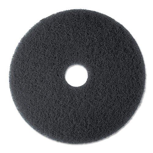 High Productivity Floor Pad 7300 13 Quot Diameter Black 5