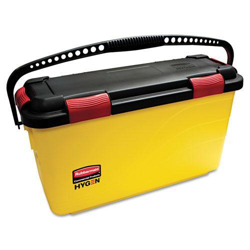 HYGEN Charging Bucket, Yellow. Picture 1