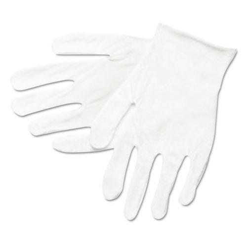 Cotton Inspector Gloves, Men's, Reversible. Picture 1