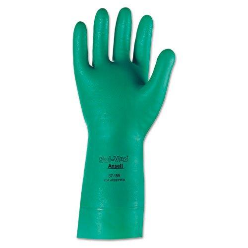 Sol-Vex Nitrile Gloves, Size 10. Picture 1
