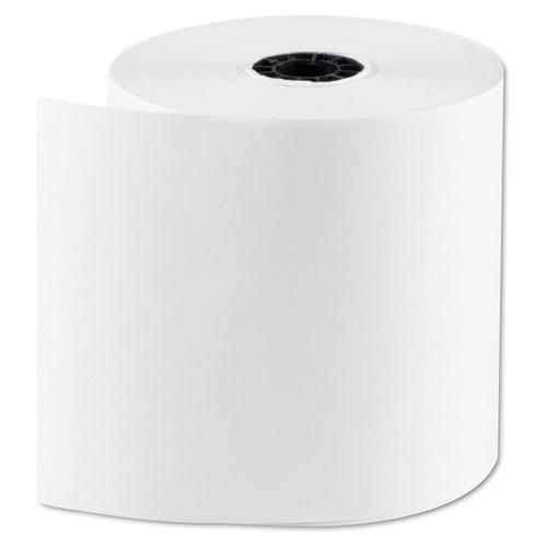 "RegistRolls Point-of-Sale Rolls, 3"" x 165 ft, White, 30/Carton. Picture 1"