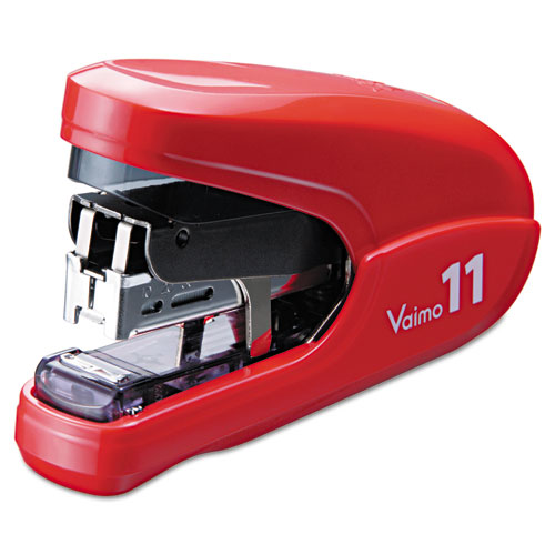 Vaimo Stapler, 35-Sheet Capacity, Red. Picture 1