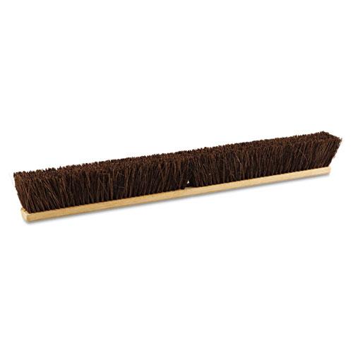 "Floor Brush Head, 36"" Wide, Palmyra Bristles. Picture 2"