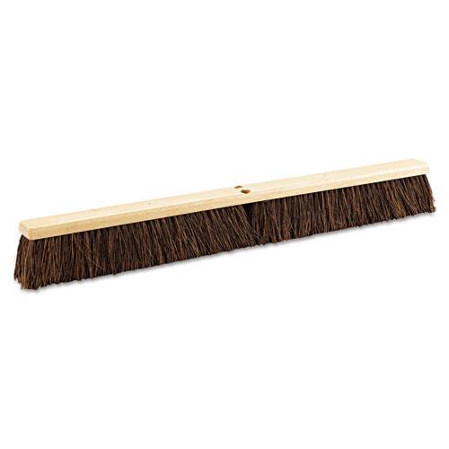 "Floor Brush Head, 36"" Wide, Palmyra Bristles. Picture 1"