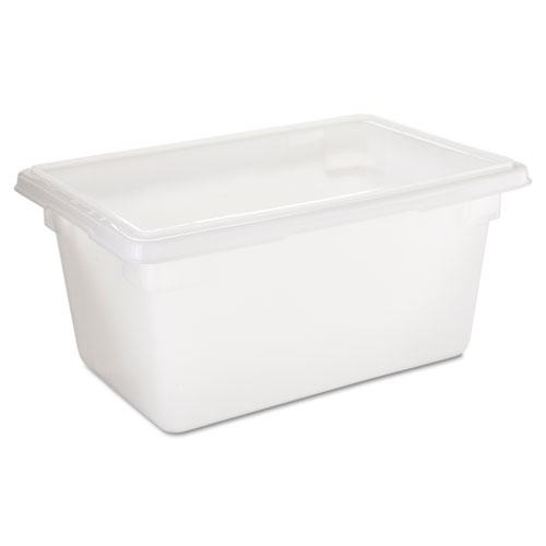 Rubbermaid Commercial Food Tote Boxes 5gal 18w X 12d X