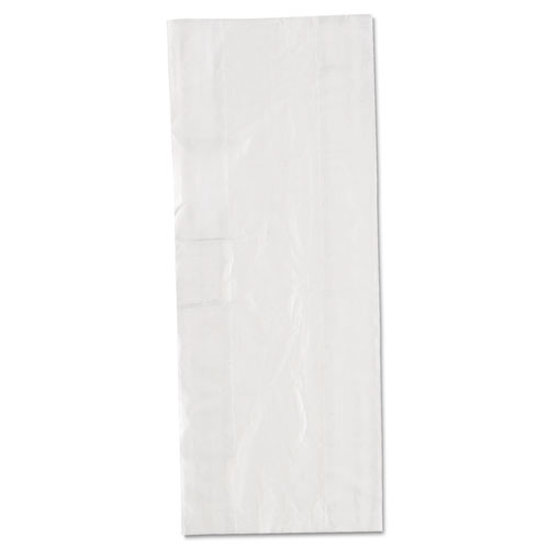 Get Reddi Food & Poly Bag, 6 x 3 x 15, 3.5qt, .68mil, Clear, 1000/Carton. Picture 1