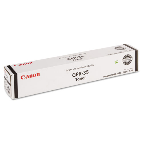 2785B003AA (GPR-35) Toner, 14600 Page-Yield, Black. Picture 1
