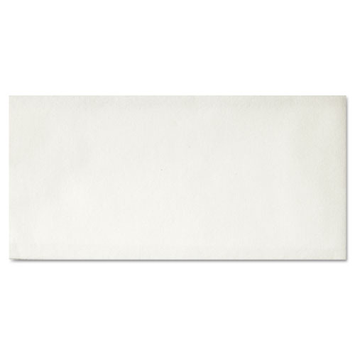 Linen-Like Guest Towels, 12 x 17, White, 125 Towels/Pack, 4 Packs/Carton. Picture 1