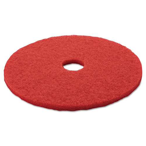 Low Speed Buffer Floor Pads 5100 20 Quot Diameter Red 5 Carton