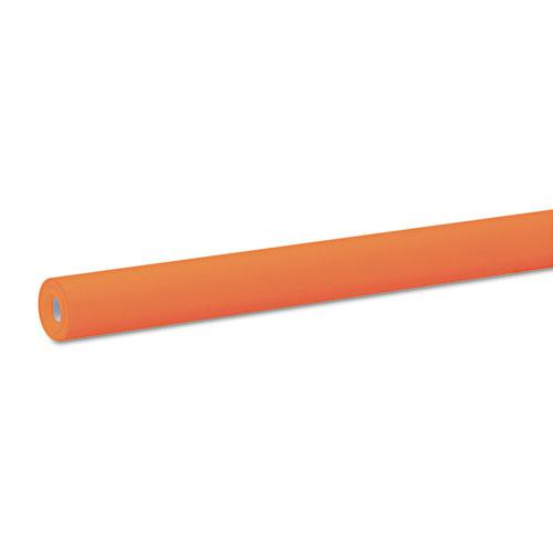 """Fadeless Paper Roll, 50lb, 48"""" x 50ft, Orange. Picture 2"""