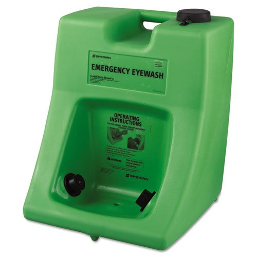 Fendall Porta Stream II Eye Wash Station with Water Additive, 16 gal. Picture 1