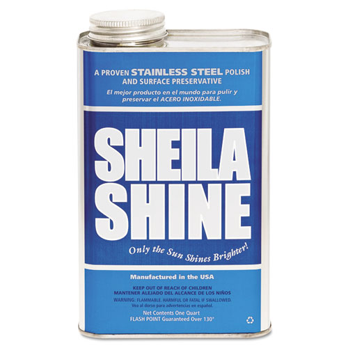 Stainless Steel Cleaner & Polish, 1gal Can, 4/Carton. Picture 1