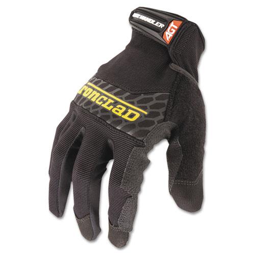 Box Handler Gloves, Black, X-Large, Pair. Picture 2